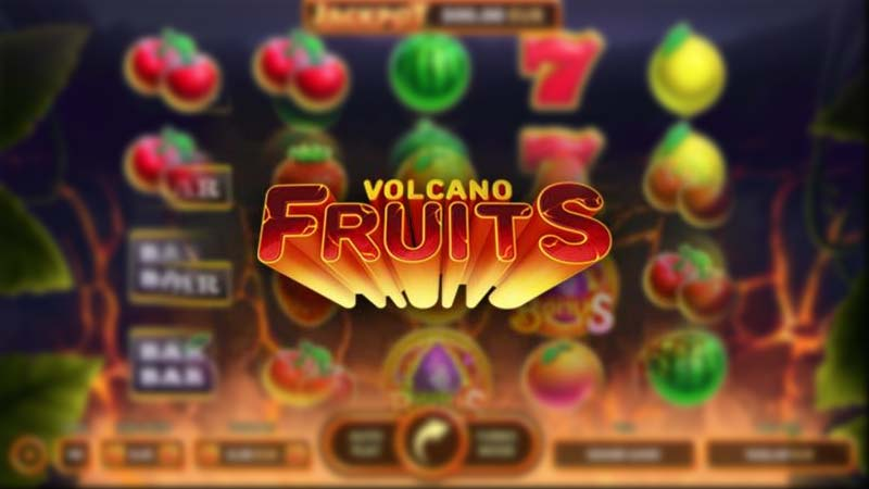 Volcano Fruits Online Slot Review